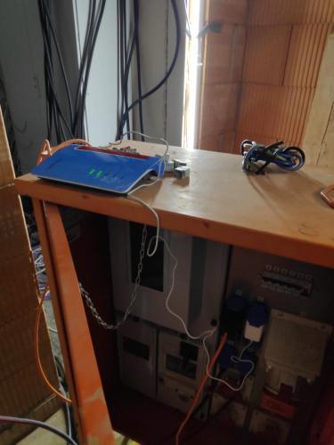 Strom Internet Anschluss